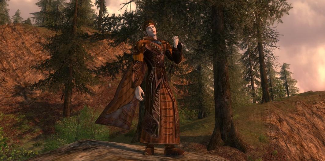 Elvish Seasons and Special Days